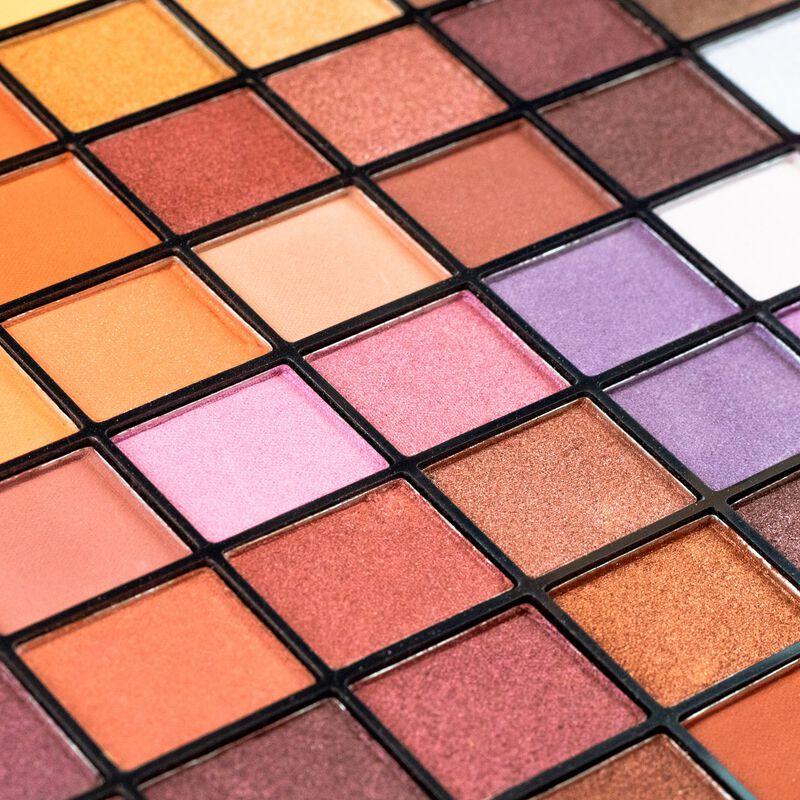 196 Colour Spectrum Palette