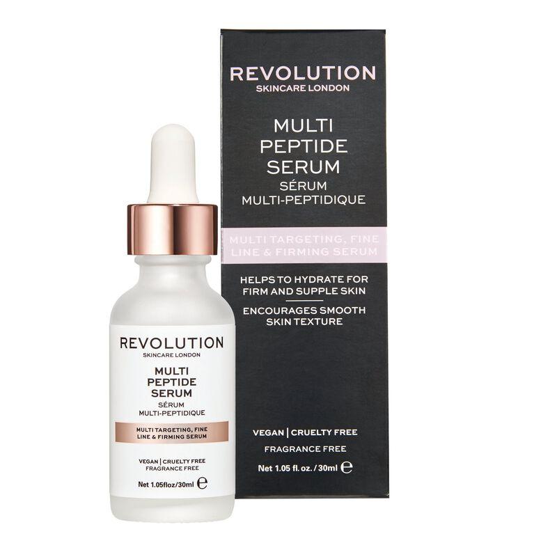 Multi Targeting & Firming Serum - Multi Peptide Serum