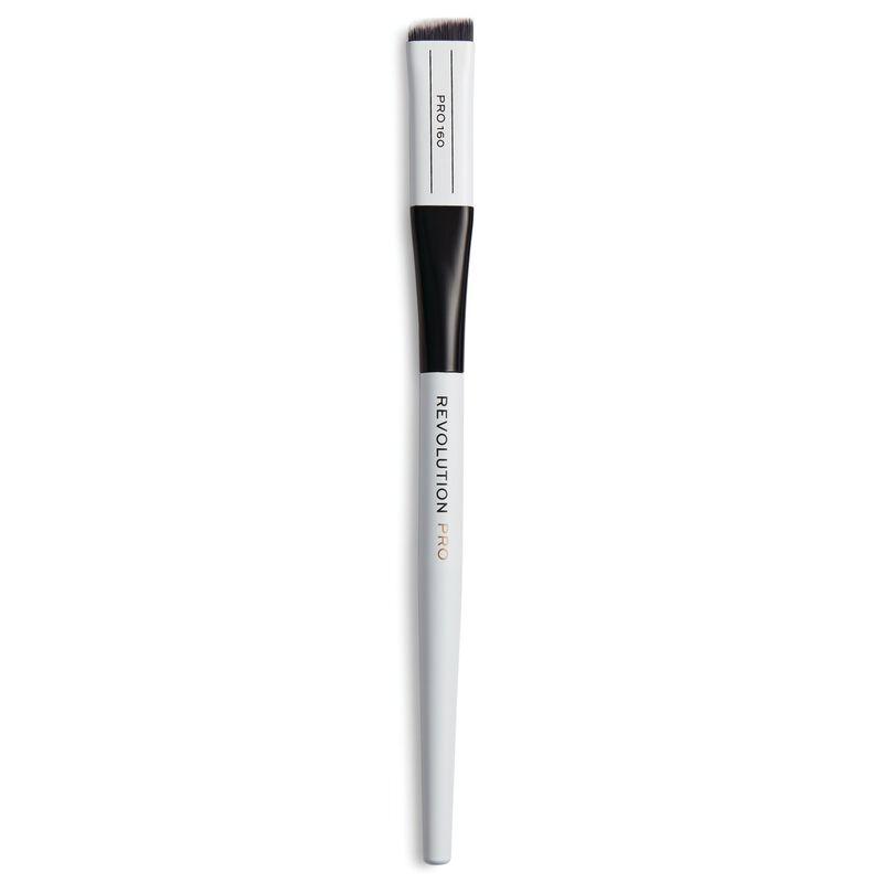 160 Angled Flat Brush