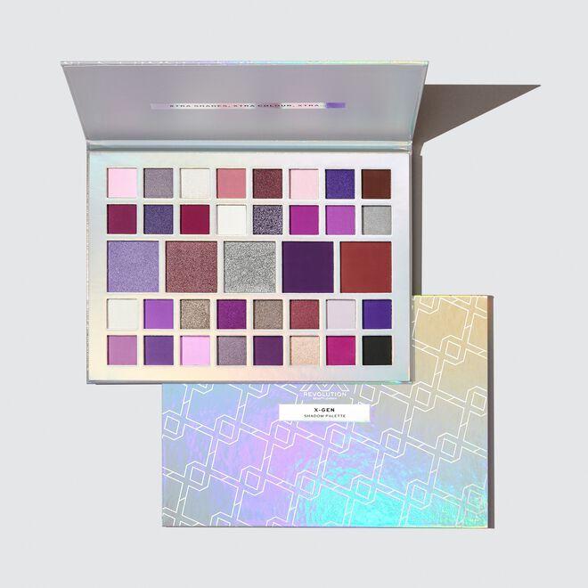 XX Revolution X-Gen Eyeshadow Palette