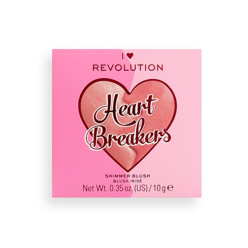 I Heart Revolution Heartbreakers Shimmer Blush Strong