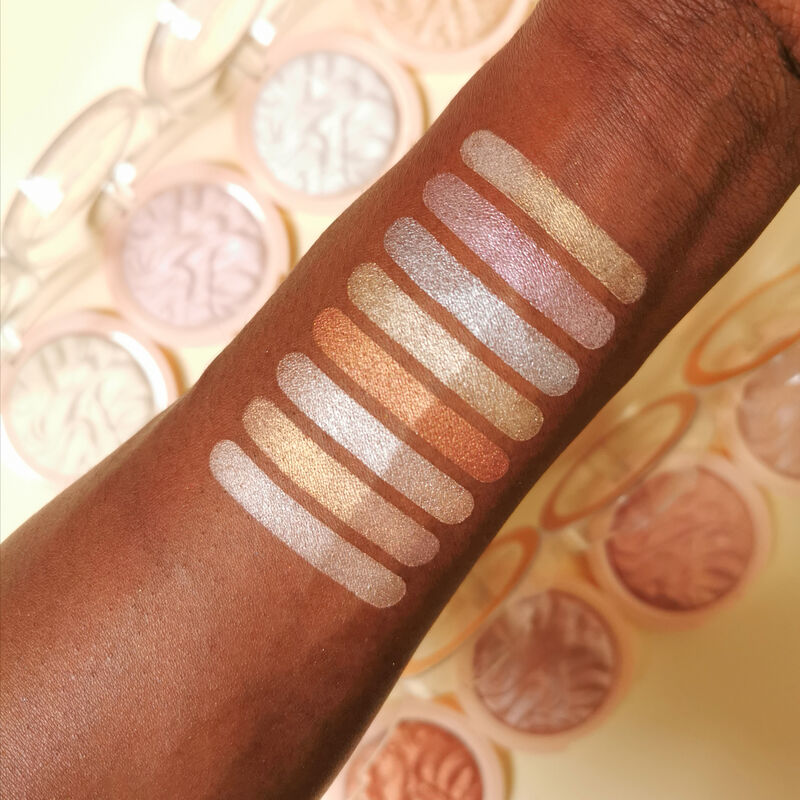 Makeup Revolution Reloaded Highlighter Set the Tone