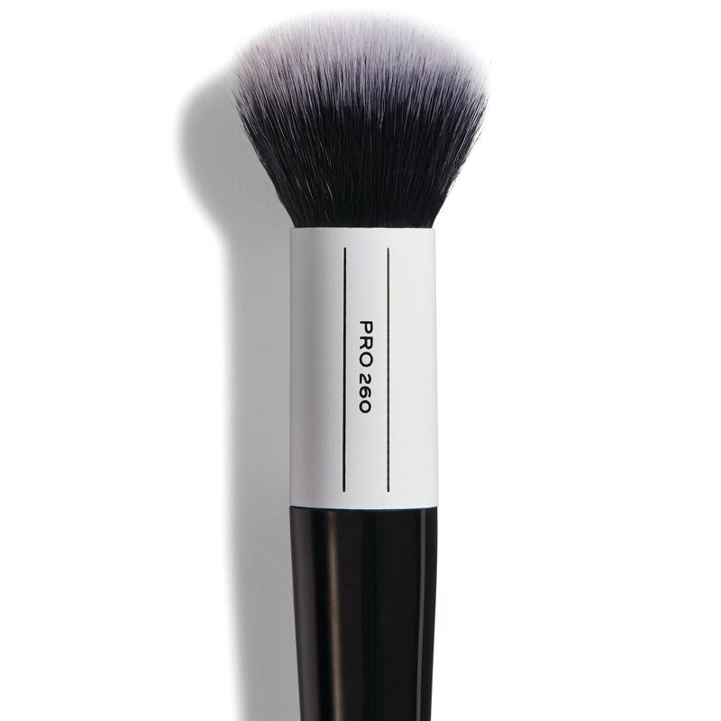 260 Medium Domed Fluffy Brush