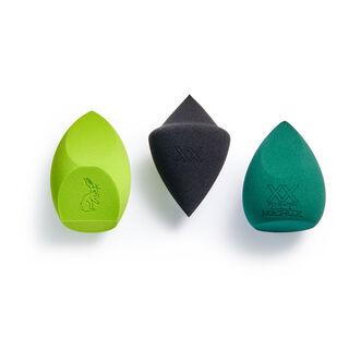The Matrix XX Revolution Oracle Cosmetic Sponge Set
