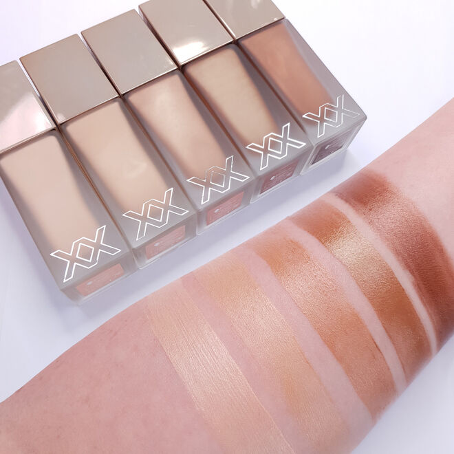 XX Revolution Skin Glow Tinted Booster Flame