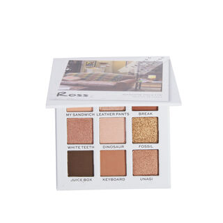 Makeup Revolution X Friends Ross Eyeshadow Palette