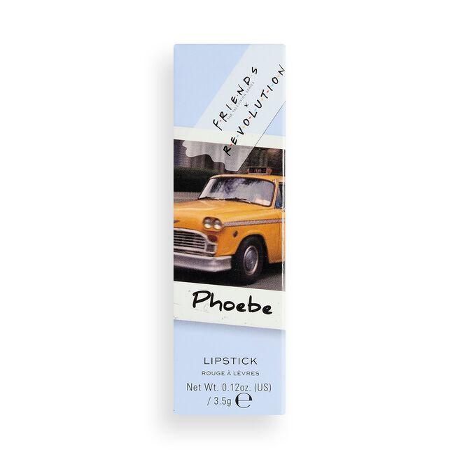 Makeup Revolution X Friends Phoebe Lipstick