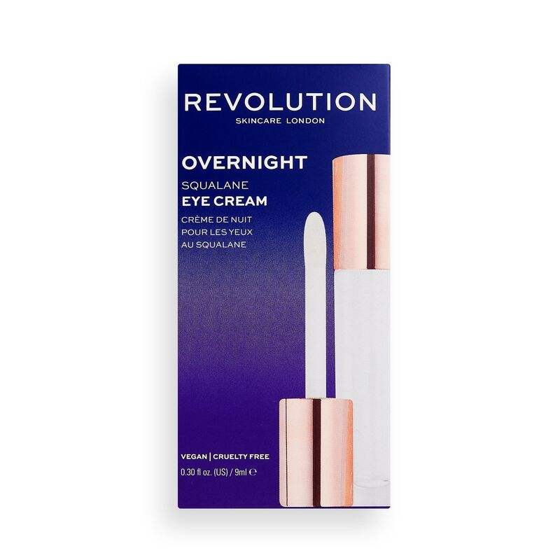 Revolution Skincare Overnight Squalane Eye Cream