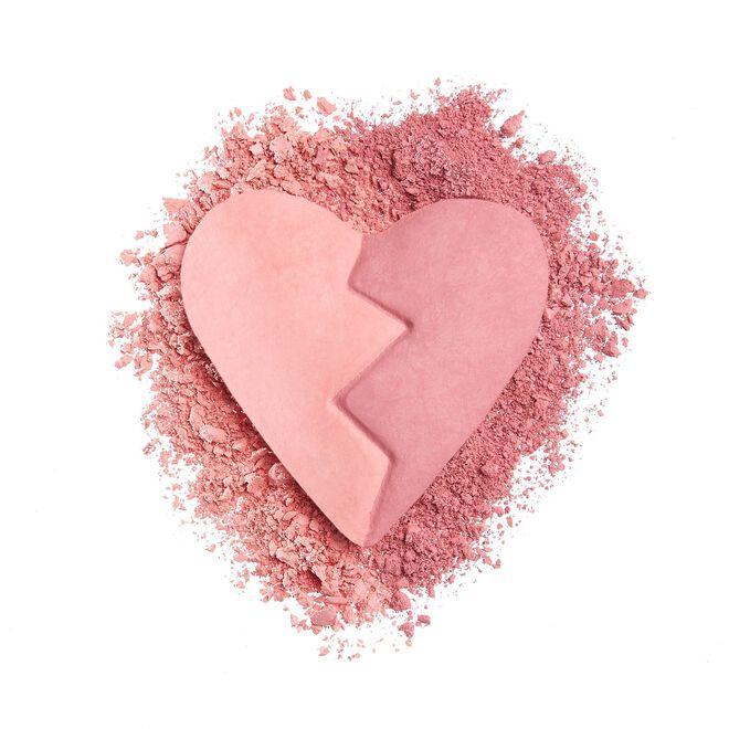 I Heart Revolution Heartbreakers Matte Blush Independent