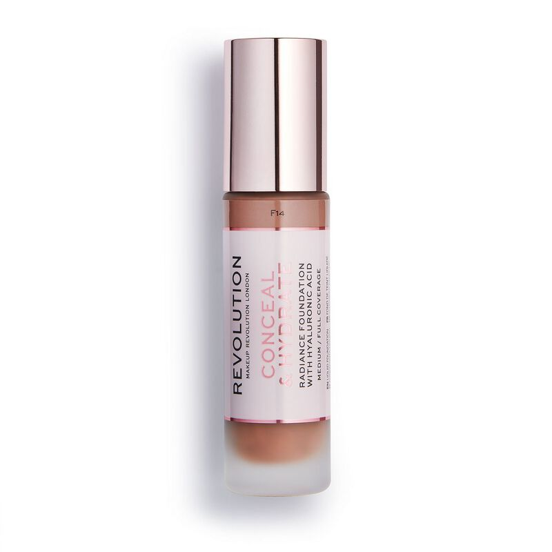 Conceal & Hydrate Foundation F14