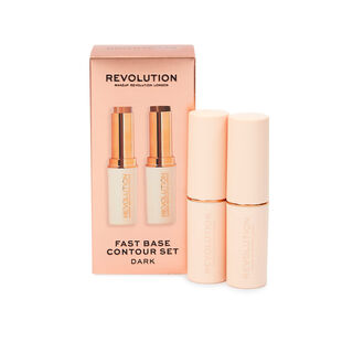 Makeup Revolution Fast Base Contour Set Dark