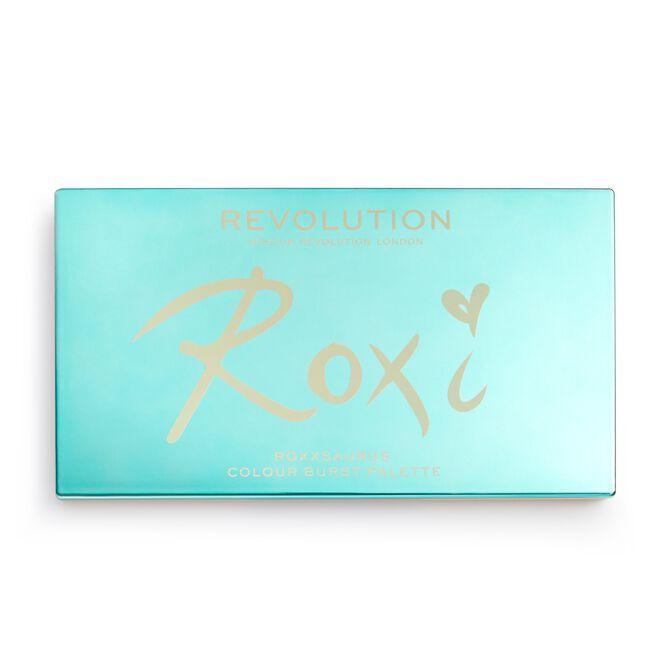 Makeup Revolution X Roxxsaurus Colour Burst Eyeshadow Palette