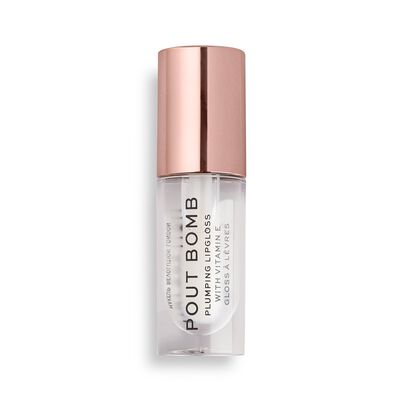 Makeup Revolution Pout Bomb Plumping Gloss Glaze