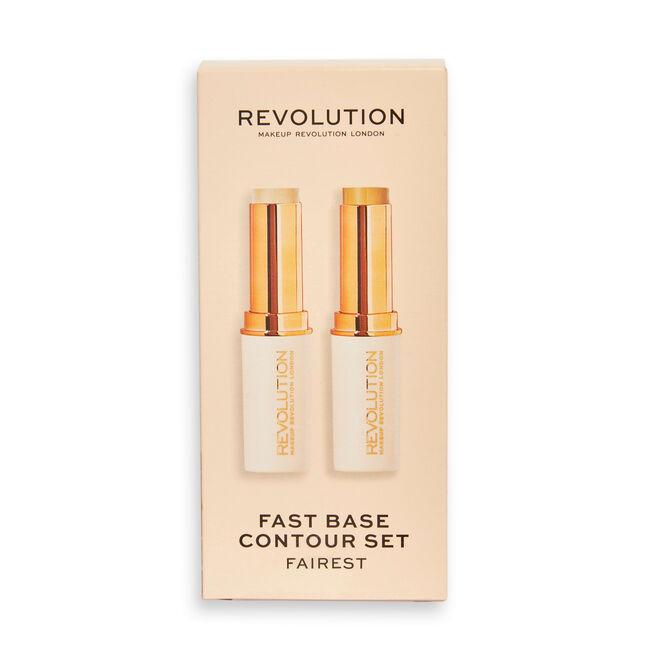 Makeup Revolution Fast Base Contour Set Fairest