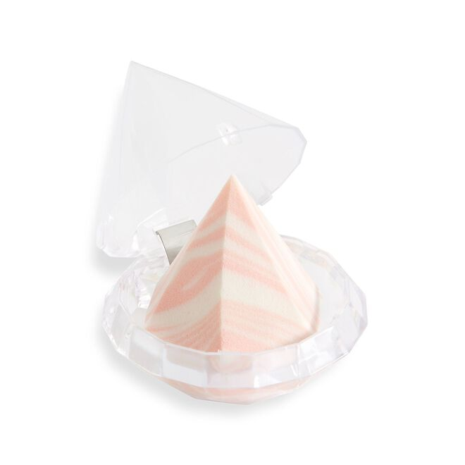 Makeup Revolution Precious Stone Diamond Blender & Case