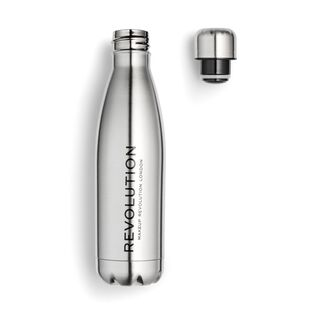 Water Bottle Stainless Steel Finish