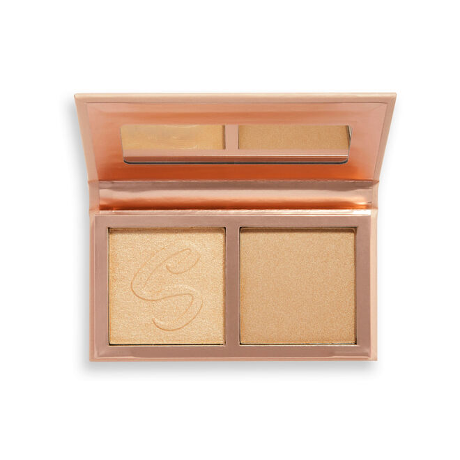 Makeup Revolution X Soph Face Palette Duo Cookies and Cream