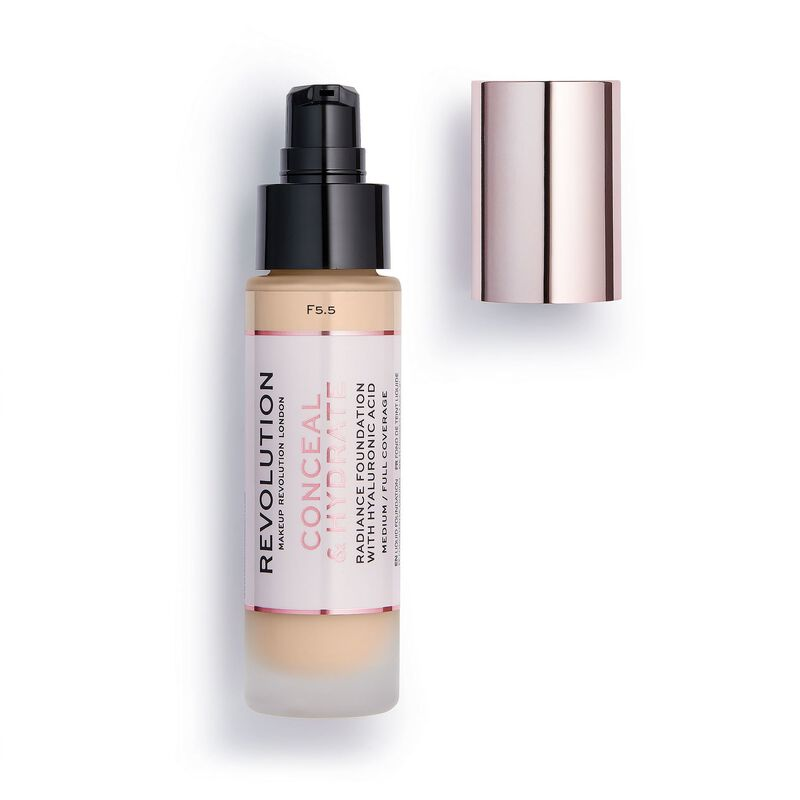 Conceal & Hydrate Foundation F5.5