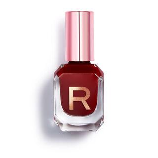 Makeup Revolution Express Nail Polish Dare Red