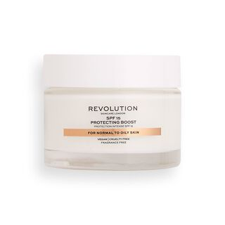 Revolution Skincare Moisture Cream SPF15 Normal to Oily Skin