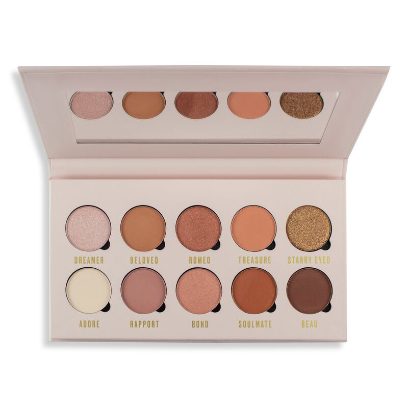 Makeup Obsession Be In Love With Shadow Palette