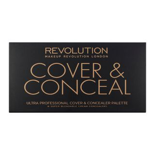 Ultra Cover and Conceal Palette - Light