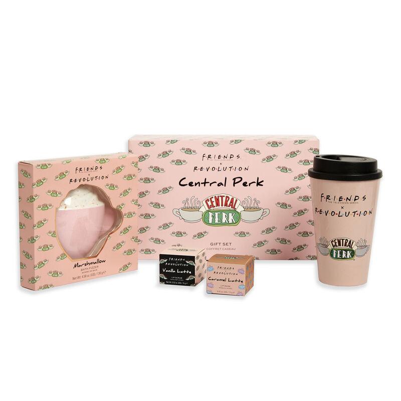 Makeup Revolution X Friends Central Perk Gift Set