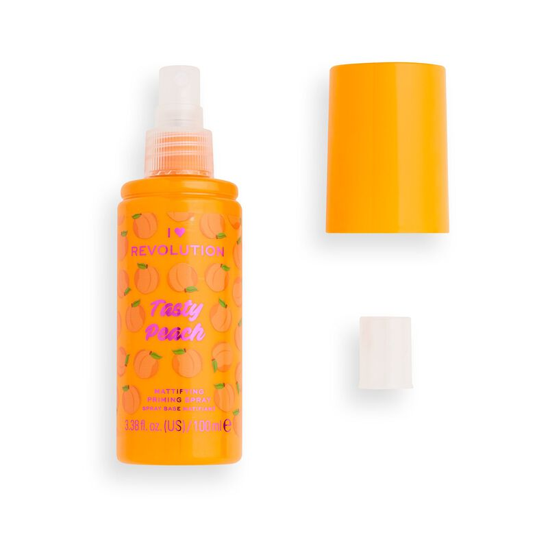 I Heart Revolution Tasty Peach Mattifying Priming Spray