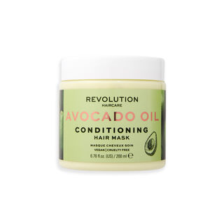 Revolution Hair Mask Conditioning Avocado