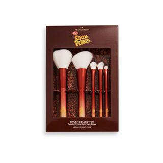 I Heart Revolution x Cocoa Pebbles Brush Kit