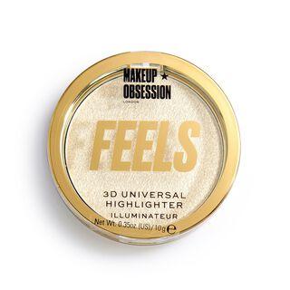 Makeup Obsession Feels Diamond Highlighter 24K