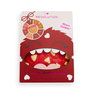I Heart Revolution Red Velvet Cookie Eyeshadow Palette
