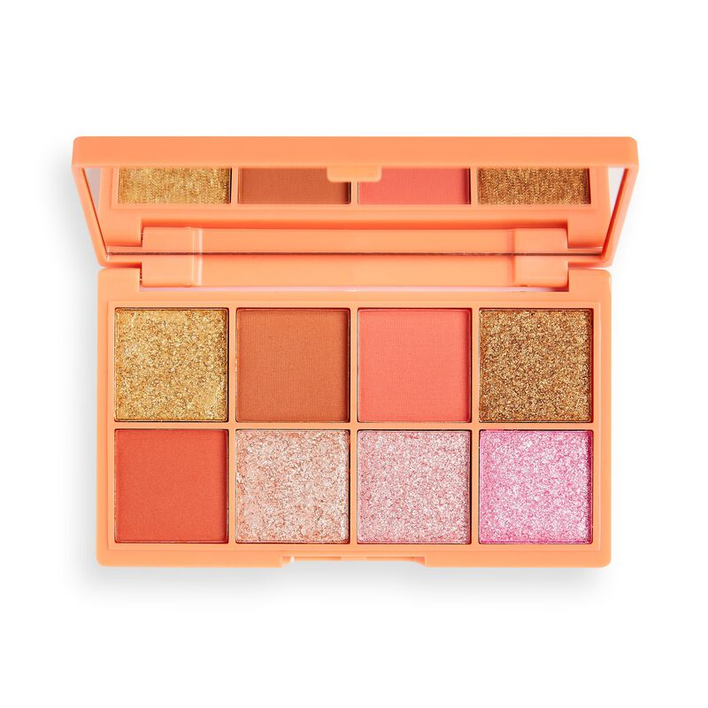 I Heart Revolution Mini Tasty Peach Eyeshadow Palette