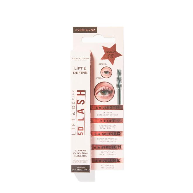Makeup Revolution 5D Lash Mascara