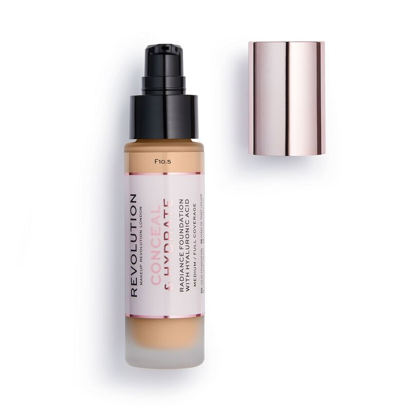 Conceal & Hydrate Foundation F10.5