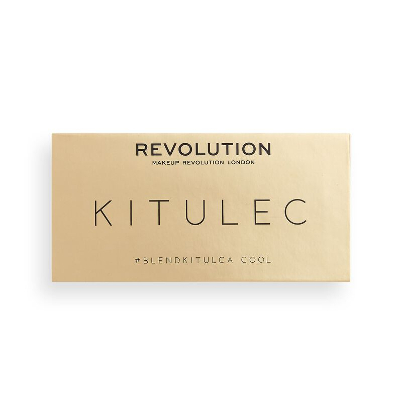 Revolution X Kitulec Shadow Palette Blend Kit