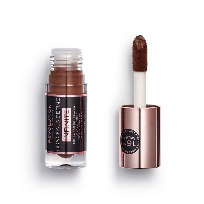 Makeup Revolution Conceal & Define Infinite Longwear Concealer (5ml) C18