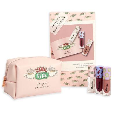 Makeup Revolution X Friends Lipgloss Gift Set
