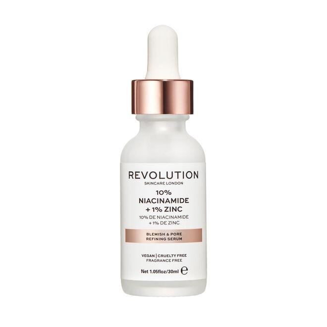 Revolution Skincare 10% Niacinamide and 1% Zinc Blemish & Pore Serum