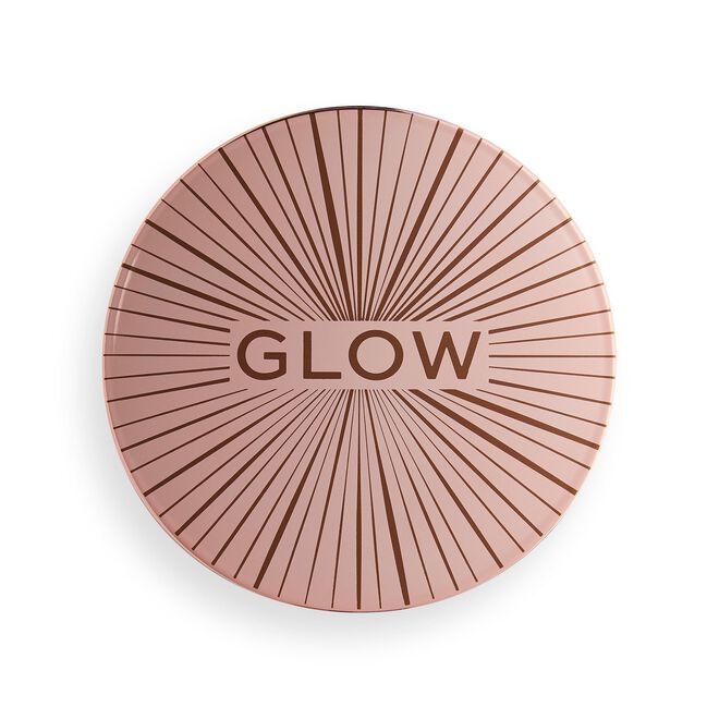Makeup Revolution Glow Splendour Bronzer Light