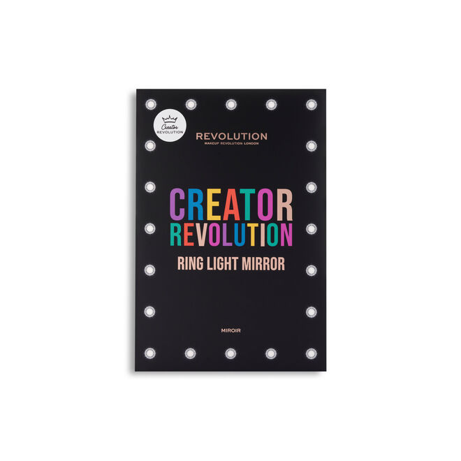 Creator Revolution Ring Light Mirror