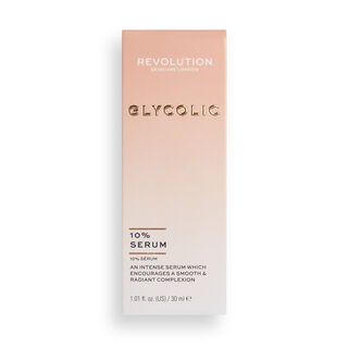 Revolution Skincare 10% Glycolic Acid Glow Serum