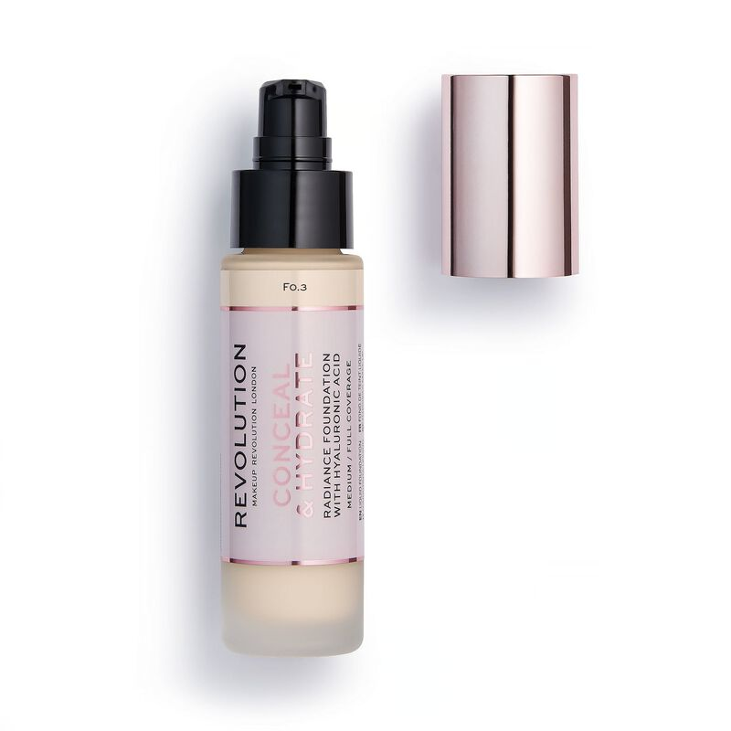 Conceal & Hydrate Foundation F0.3