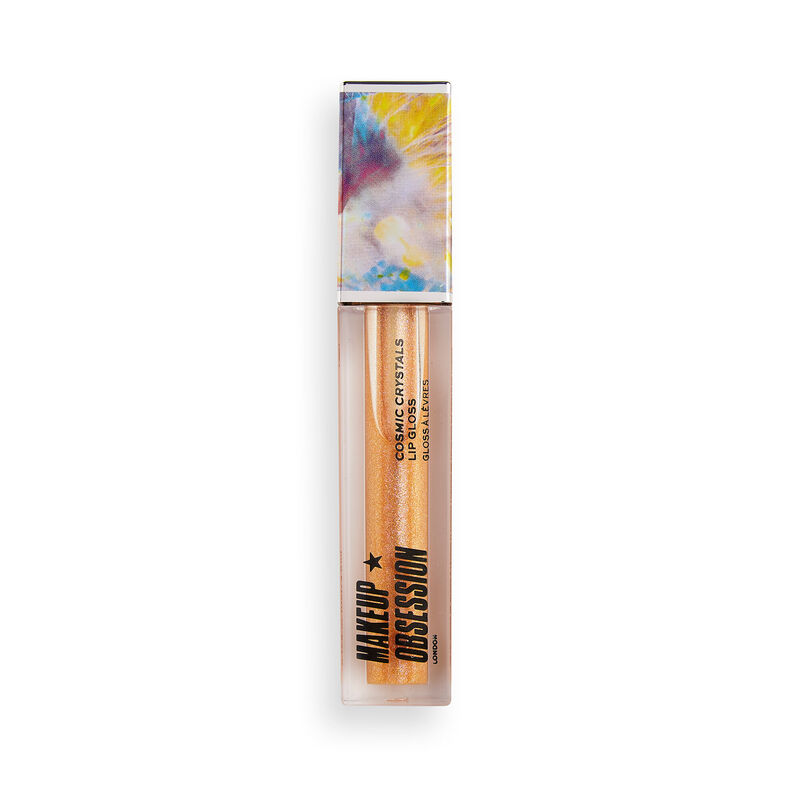 Makeup Obsession Cosmic Crystals Lip Topper Solar