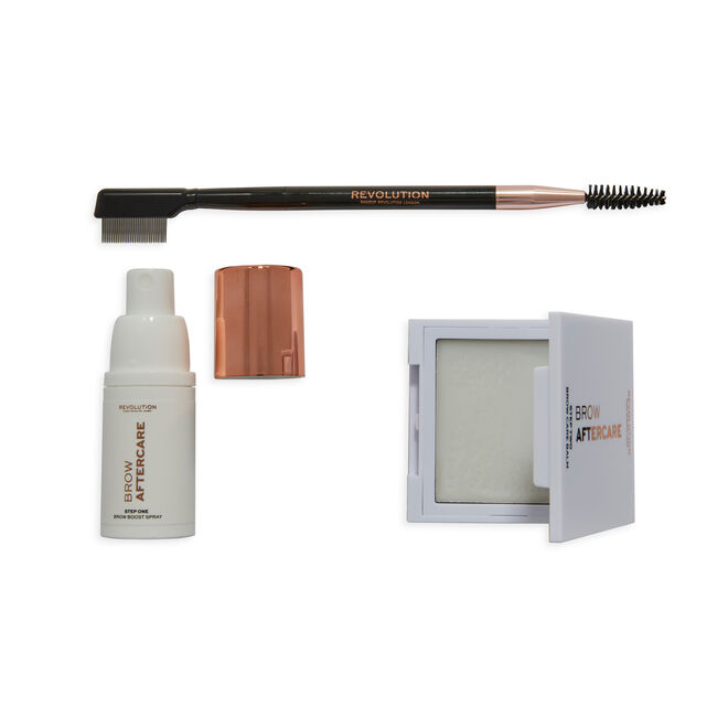 Makeup Revolution Brow Lamination Aftercare & Growth Set