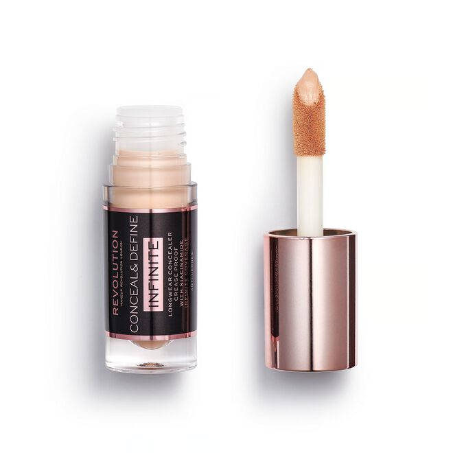 Makeup Revolution Conceal & Define Infinite Longwear Concealer (5ml) C7.5