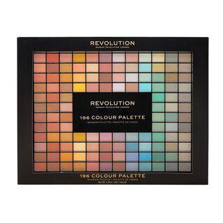 196 Colour Palette