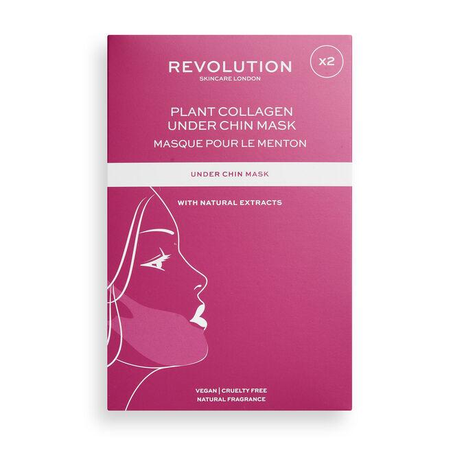 Revolution Skincare Plant Collagen Under Chin Masks