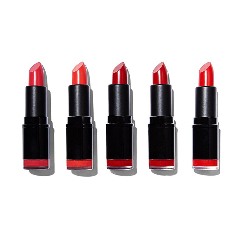 Lipstick Collection Reds