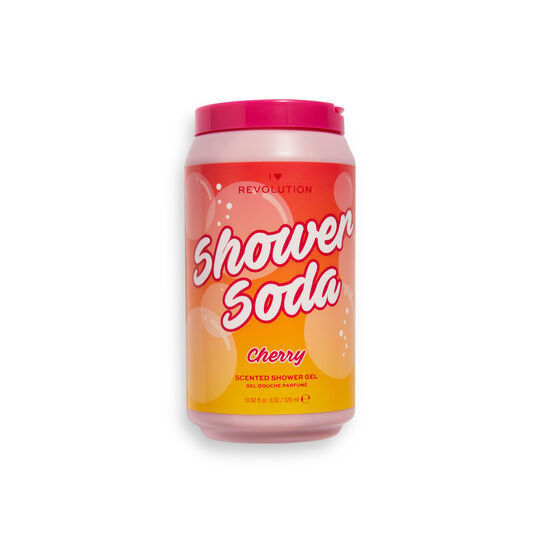 I Heart Revolution Tasty Shower Soda Cherry Shower Gel